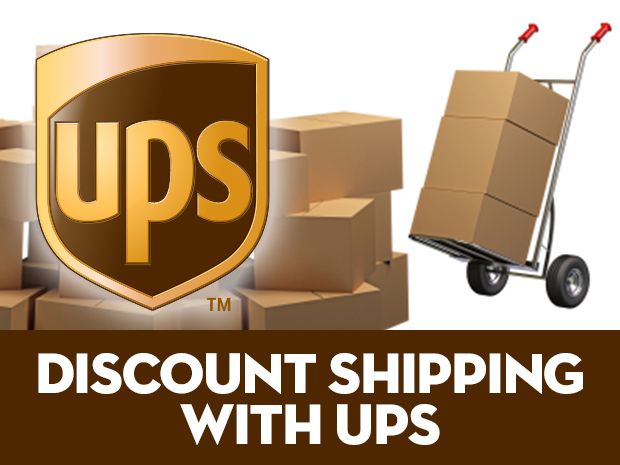 Discount Shipping with UPS