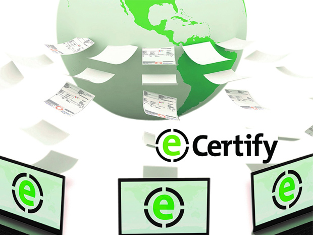 Fast and Easy Certificates of Origin with eCertify